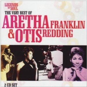 ARETHA FRANKLIN - THE VERY BEST OF ARETHA FRANKLIN & OTIS REDDIN