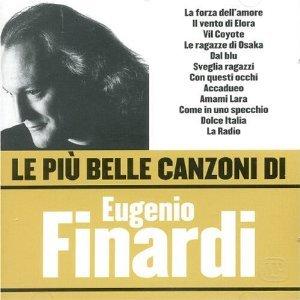 EUGENIO FINARDI LE PIU' BELLE CANZONI * (CD)