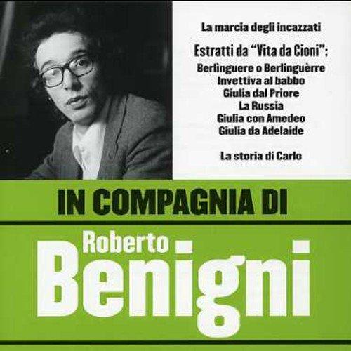 ROBERTO BENIGNI - IN COMPAGNIA DI (CD)