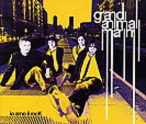 GRANDI ANIMALI MARINI - IO AMO IL ROCK (CD)