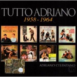 ADRIANO CELENTANO - TUTTO ADRIANO 1958-1964 -2CD (CD)