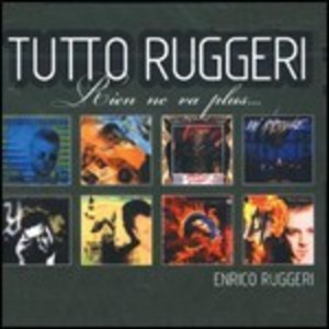 ENRICO RUGGERI - TUTTO ENRICO RUGGERI -2CD (CD)
