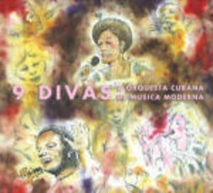 9DIVAS & ORQ.CUBANA JAZZ CUBA VOL.9 (CD)