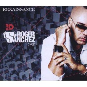 3D BY ROGER SANCHEZ RENAISSANCE -3CD (CD)