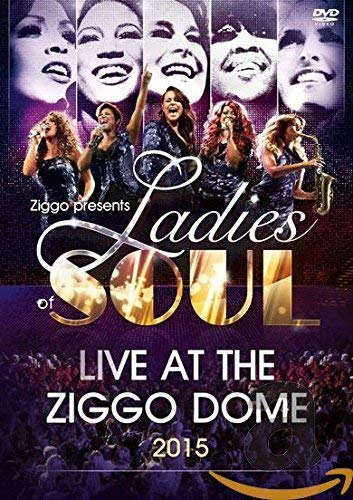 LADIES OF SOUL - LIVE AT THE ZIGGO DOME (DVD)