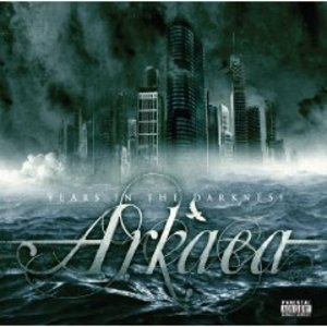 ARKAEA - YEARS IN THE DARKNESS (CD)