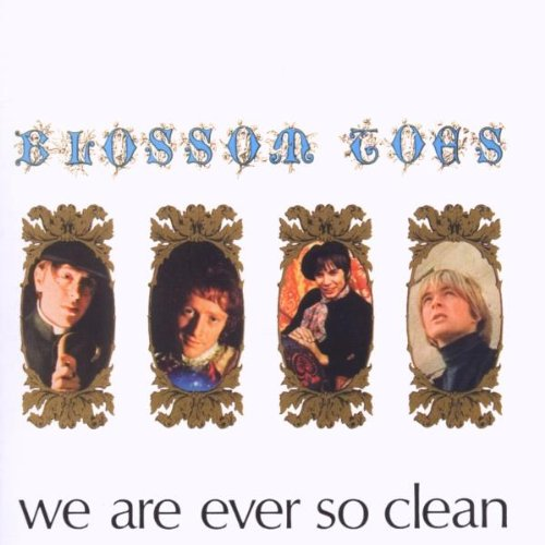 BLOSSOM TOES - WE ARE EVER SO CLEAN (CD)