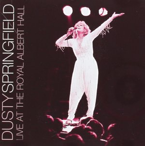 DUSTY SPRINGFIELD - LIVE AT THE ROYAL ALBERT HALL (CD)