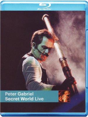 PETER GABRIEL - SECRET WORLD LIVE