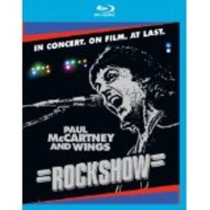 PAUL MCCARTNEY AND WINGS - ROCKSHOW IN CONCERT BROTHERS - LIVE AT WOLF TRAP + LIBRO