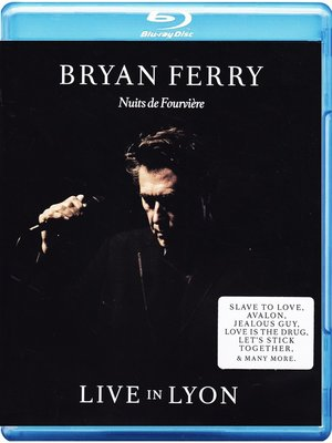 BRYAN FERRY - NUITS DE FOURVIERE LIVE IN LYON (BLU-RAY) (IMPORT)