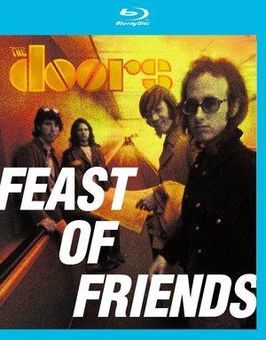 THE DOORS - FEAST OF FRIENDS (BLU RAY)