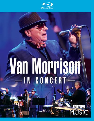 VAN MORRISON - IN CONCERT - BLU RAY