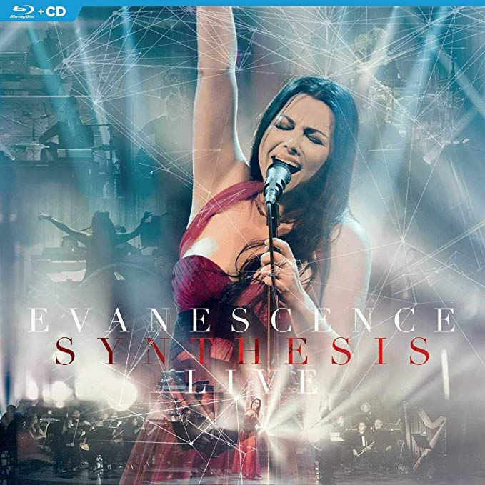 EVANESCENCE - SYNTHESIS LIVE (CD+BR (CD)