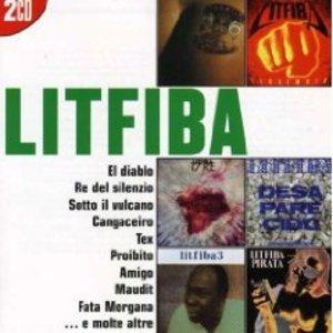 LITFIBA - I GRANDI SUCCESSI-2CD (CD)
