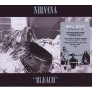 NIRVANA - BLEACH -CD+BOOK (CD)