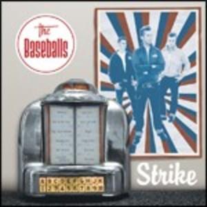 BASEBALLS - STRIKE! (CD)