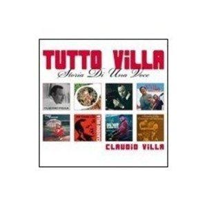 CLAUDIO VILLA - TUTTO VILLA...STORIA DI UNA VOCE -2CD (CD)