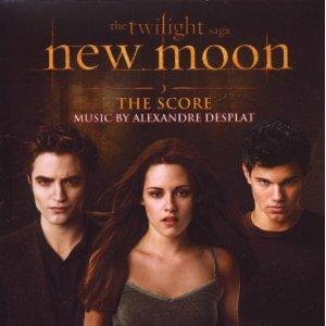 TWILIGHT. NEW MOON BY ALEXANDRE DESPLAT - (THE SCORE) (CD)
