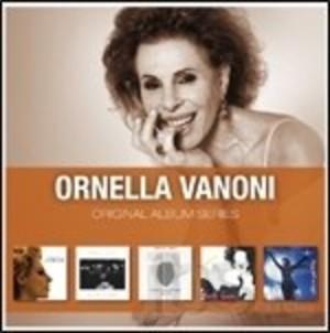ORNELLA VANONI - ORIGINAL ALBUM SERIES -5CD (CD)