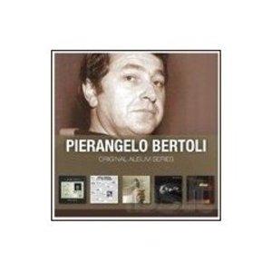 PIERANGELO BERTOLI - ORIGINAL ALBUM SERIES -5CD (CD)