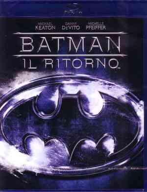 BATMAN IL RITORNO (BLU-RAY)