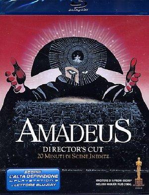 AMADEUS (DIRECTOR'S CUT) (BLU-RAY)