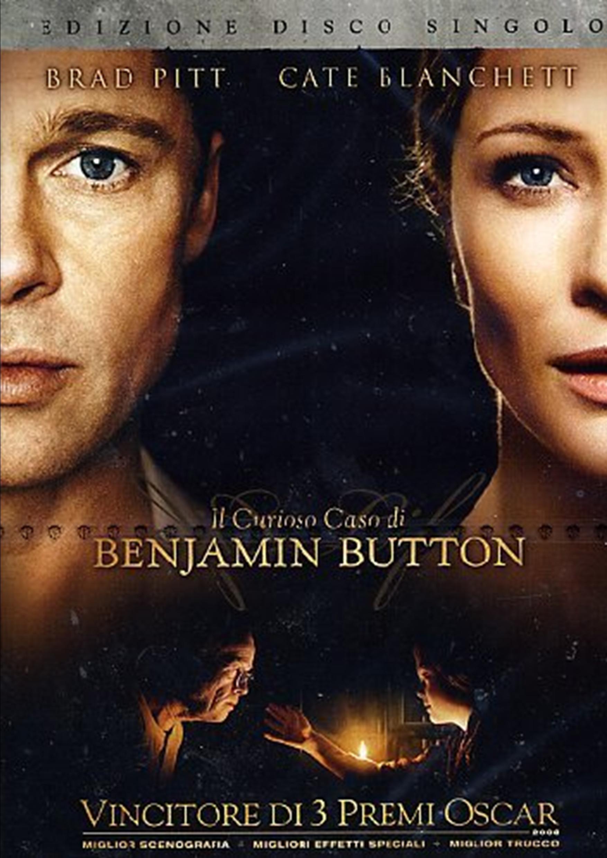 IL CURIOSO CASO DI BENJAMIN BUTTON (DVD)