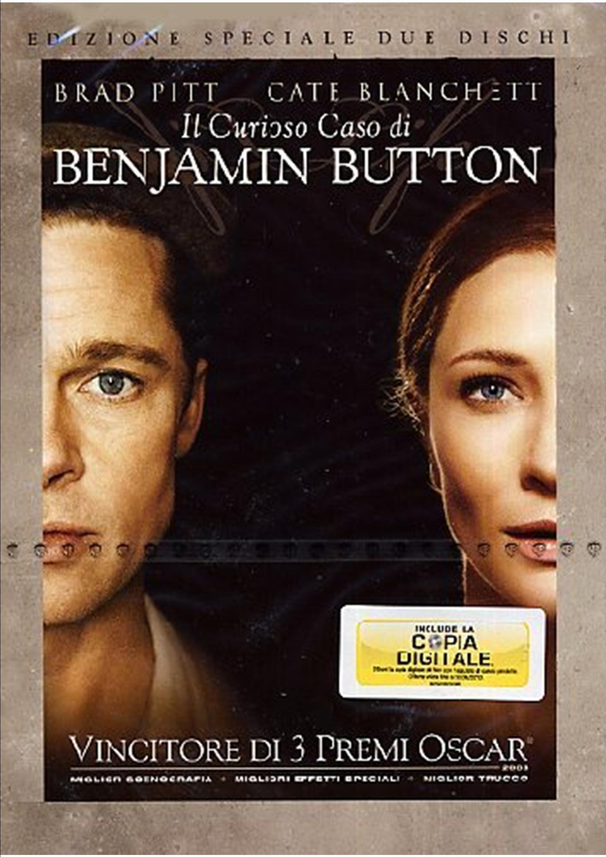 IL CURIOSO CASO DI BENJAMIN BUTTON (SE) (2 DVD) (DVD)