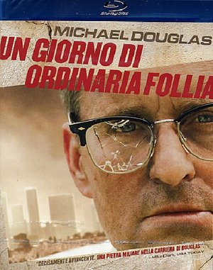 UN GIORNO DI ORDINARIA FOLLIA (BLU-RAY)