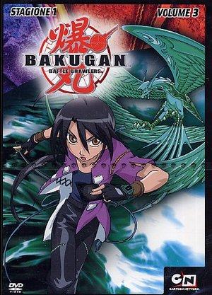 BAKUGAN - STAGIONE 01 VOLUME 03 (DVD)