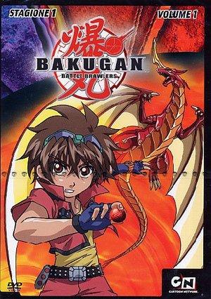 BAKUGAN - STAGIONE 01 VOLUME 01 (DVD)