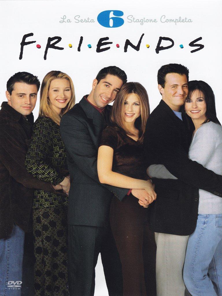 COF.FRIENDS - STAGIONE 06 (5 DVD) (DVD)