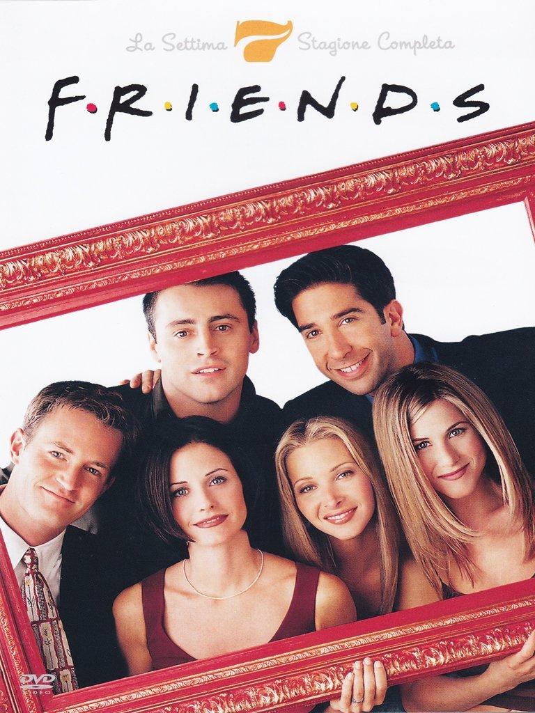 COF.FRIENDS - STAGIONE 07 (5 DVD) (DVD)