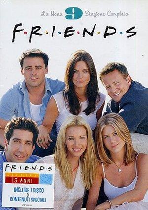 COF.FRIENDS - STAGIONE 09 (5 DVD) (DVD)