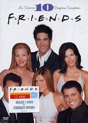 COF.FRIENDS - STAGIONE 10 (5 DVD) (DVD)