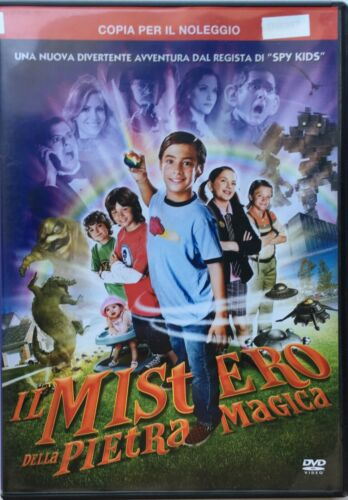 IL MISTERO DELLA PIETRA MAGICA - EX NOLEGGIO (DVD)