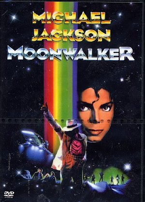 MICHAEL JACKSON - MOONWALKER (DVD)