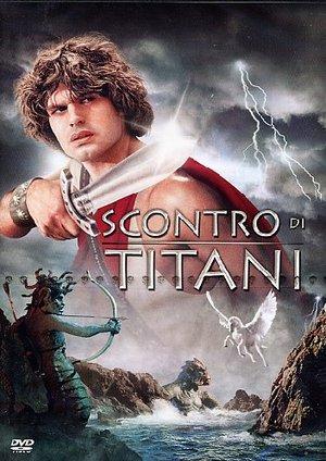 SCONTRO DI TITANI (DVD)