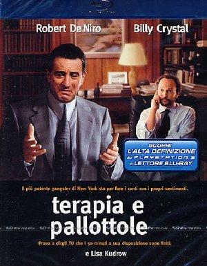 TERAPIA E PALLOTTOLE -BLU-RAY
