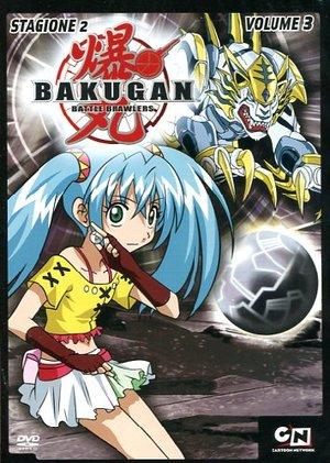 BAKUGAN - STAGIONE 02 VOLUME 03 (DVD)