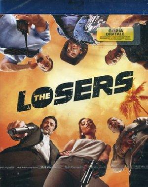 THE LOSERS (BLU-RAY+DIGITAL COPY)