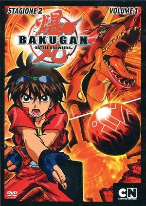 BAKUGAN - STAGIONE 02 VOLUME 01 (DVD)
