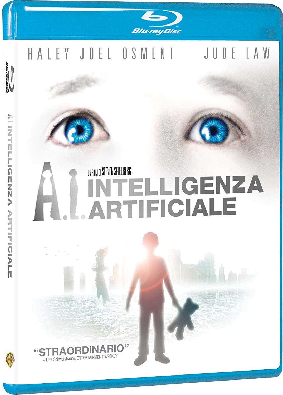 A.I. - INTELLIGENZA ARTIFICIALE (BLU-RAY)