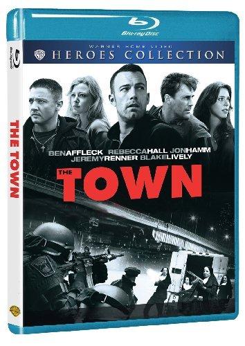 THE TOWN - (BLU-RAY+COPIA DIGITALE)