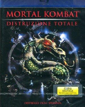 MORTAL KOMBAT 2 - DISTRUZIONE TOTALE (BLU-RAY+COPIA DIGITALE)