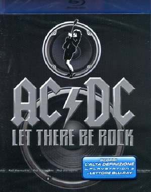 AC/DC - LET THERE BE ROCK - BLU RAY