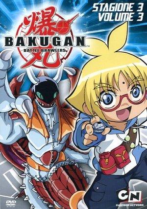 BAKUGAN - STAGIONE 03 VOLUME 03 (DVD)