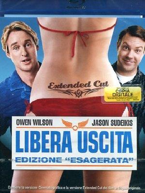 LIBERA USCITA - BLU-RAY