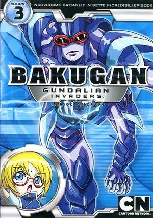 BAKUGAN - INVASORI GUNDALIAN - STAGIONE 01 #03 (DVD)